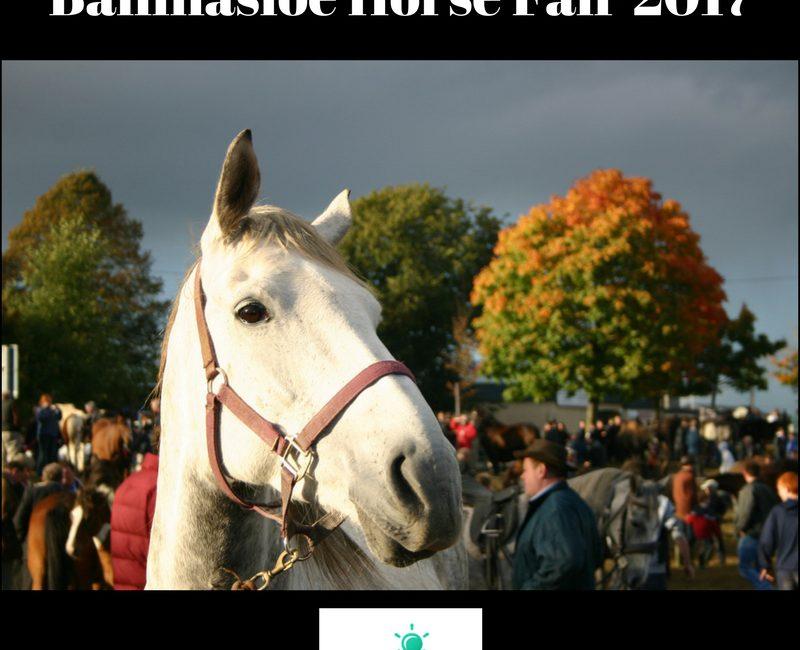 Ballinasloe Horse Fair 2017