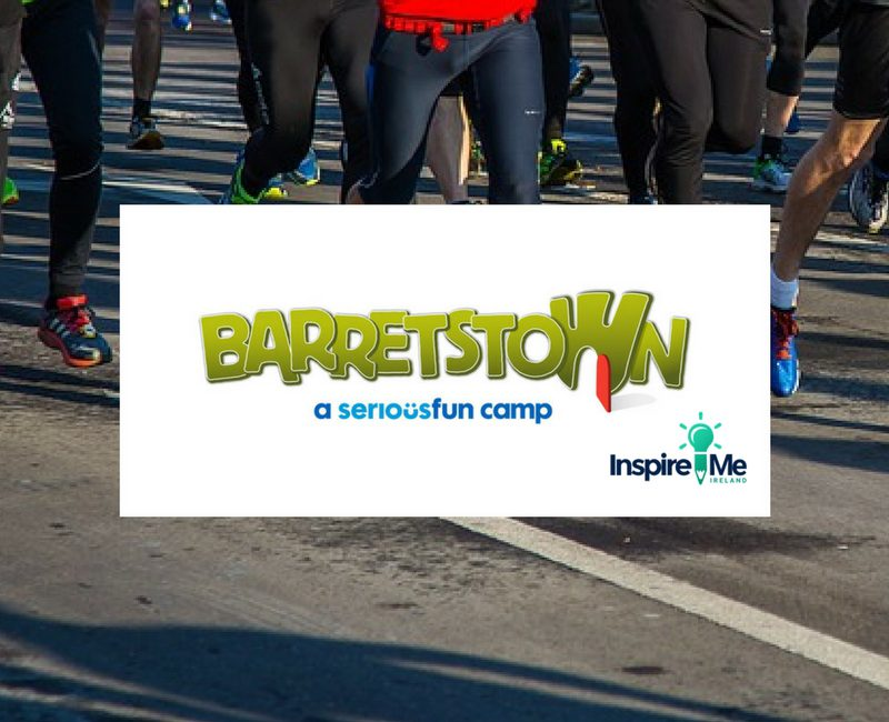 Dublin Marathon for Barretstown