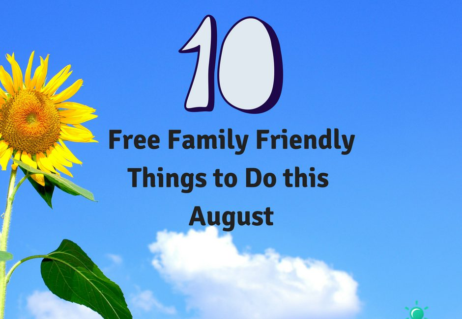 Free Family Friendly Things to Do