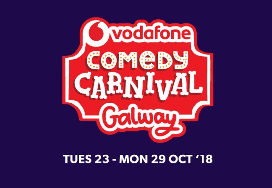 vodafone comedy carnival